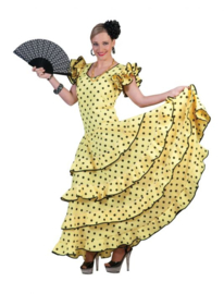 Flamenco Fire Woman Dress maat 32/34