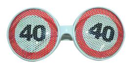 Bril 40 jaar