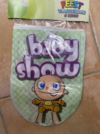 Baby shower slinger