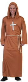 Father Tuck Robe with Hoofd belt one size