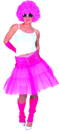 Tulle Skirt Pink one size