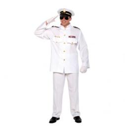 Marine officier Hat, Jacket, pants maat 52