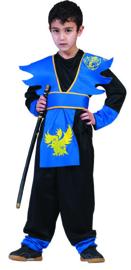Dragon Ninja Shirt pants Chestpiece maat 110
