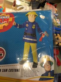 Brandweerman Sam 5/6 jaar