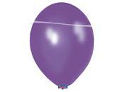 5 inch ballonnen Paars  20 stuks