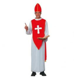 Bisschop Toga, halt, belt maat 52