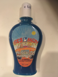 Rijbewijs gehaald shampoo