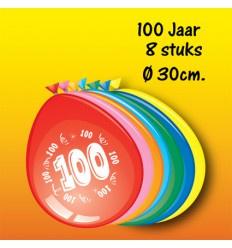 100 jaar ballonnen