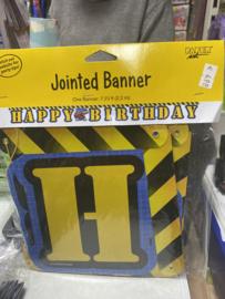 Happy birthday 2.2 meter