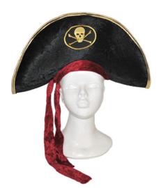Piraten hoed