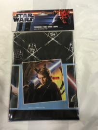 Star wars 1 plastic tablecover 120x180cm