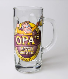 Opa's biertje