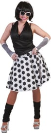 Soccer Suzie Skirt 3 size in one (verstelbaar)