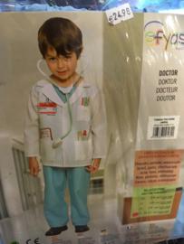 Doctor maat 10/12 jaar