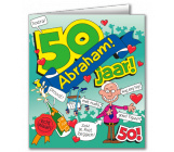Kaart 50 Abraham