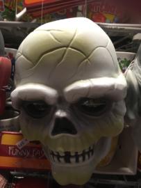 Hard plastic masker