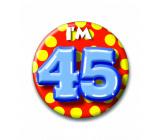 Button 45 jaar