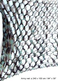 Camouflage net plus minus 240x100