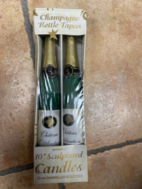 champagne Candeles
