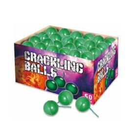 Cracklingsballs 50 stuks