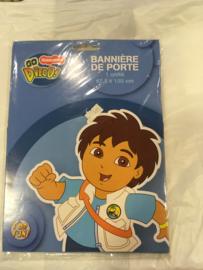 Diego banner 67.5 x1.50
