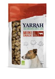 Yarrah Biologische Minisnacks voor Honden