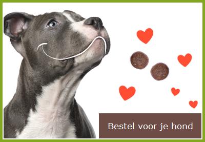 Bestel biologisch hondenvoer van Yarrah