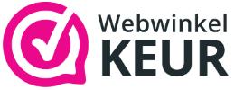 Dierenvoeding.bio is gecertificeerd door Stichting WebwinkelKeur