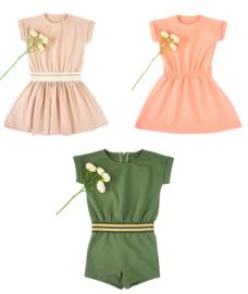 Bel'Etoile -Lux jurk en jumpsuit kids – papieren naaipatroon