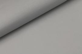 Silver uni katoentricot