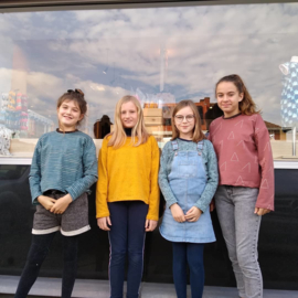 Kids workshop  sweater van woe 14/04 9.30 -13u