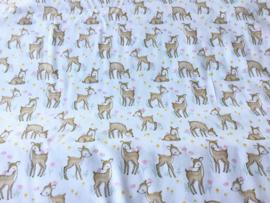 Sweet deer & birds - by poppy