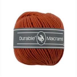 Durable Macramé 100g - 90m roest