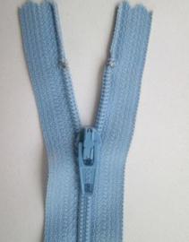 546- middenblauw-paars- ykk-spiraalrits-niet-db-3mm-