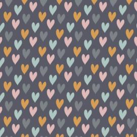 LJA JOG BRUSH CATS HEART