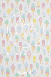 Canvas - ice cream