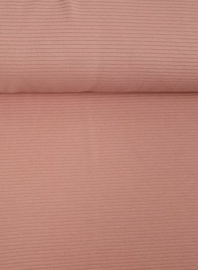 zalm-roze structuur tricot