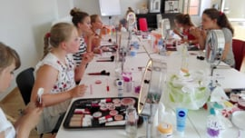 Make up - woensdag  18/12- 20u - 22u