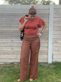 Bel'Etoile -Ava broek voor dames & tieners – papieren naaipatroon