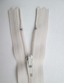 571- ecru- ykk-spiraalrits-niet-db-3mm-
