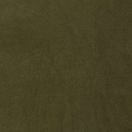 Rekbare badstof (spons) olijf