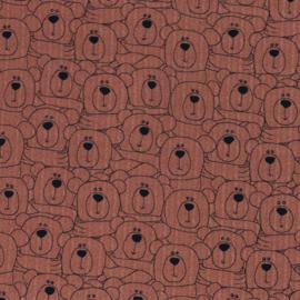 Sweat bears- Terracotta