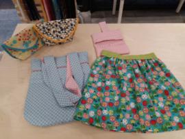 Start to sew ! maandag 20/01 - 27/01-3/02- 10/02-17/02 (19u30 -22u30)
