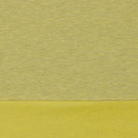 SWEAT STRIPE BRUSHED Yellow