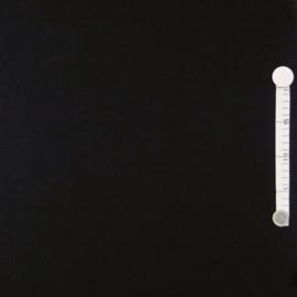 Knit cocollar - Kleur : zwart