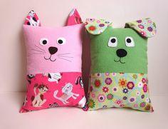 Kids workshop  Hond of kattenkussen  woe 18  aug 9u00 -12u 00