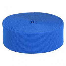 ELASTIEK 40MM GEKLEURD    blauw