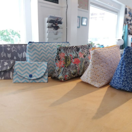 Start to sew ! maandag 8- 15- 22& 29 juni (13u -16u