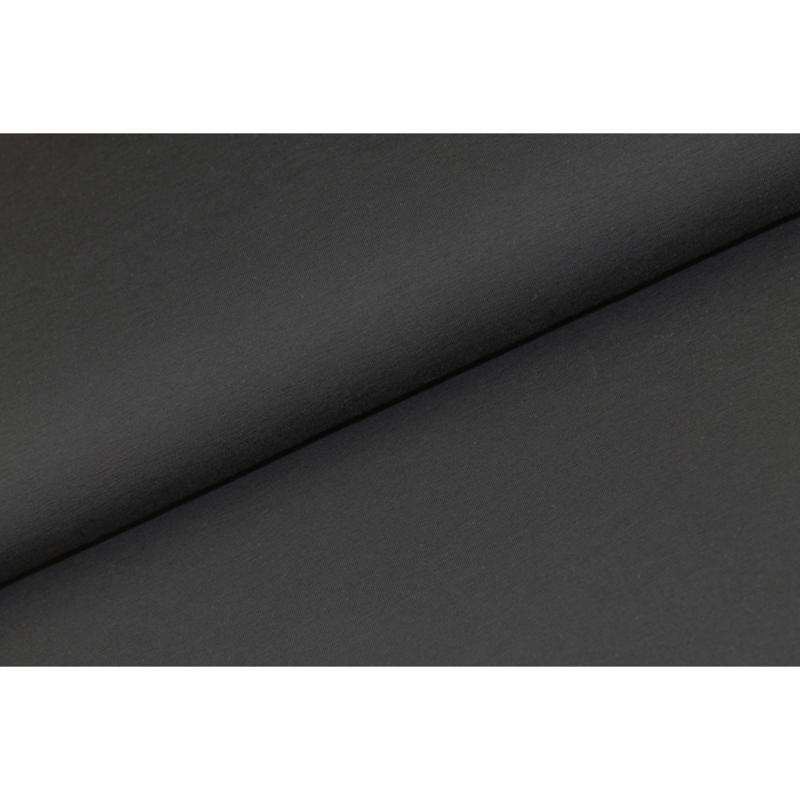zwart - katoentricot