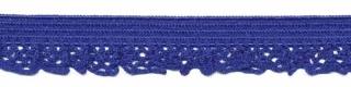 Elastisch kant kobalt